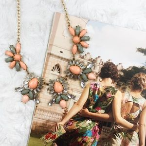 The Portia Statement Necklace
